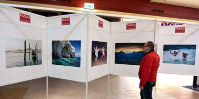 System ekspozycji zdjęć dla Pasażu Świętokrzyskiego